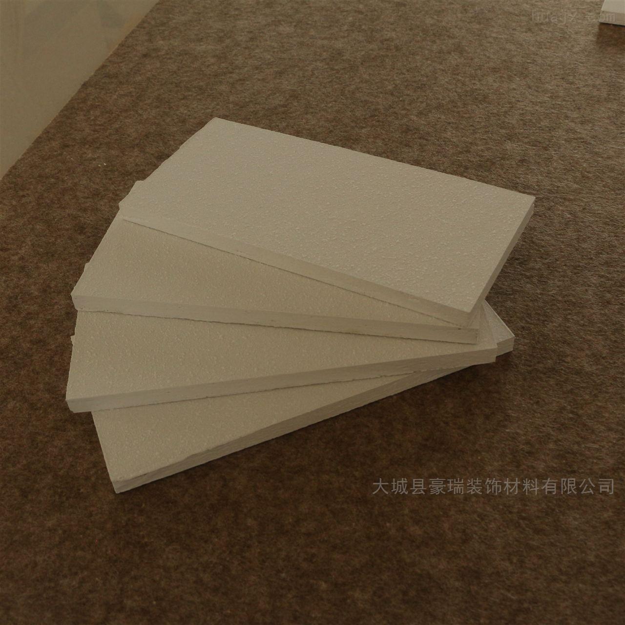金昌方形岩棉天花吸音板吸声热导率��