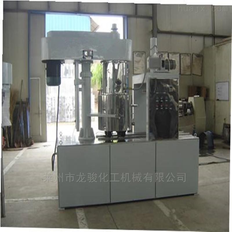 东莞实验行星搅拌机 MS密封胶成套生产设备