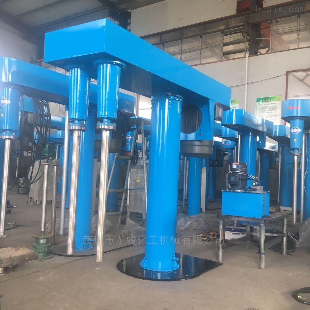 聚氨酯防水涂料高速分散机