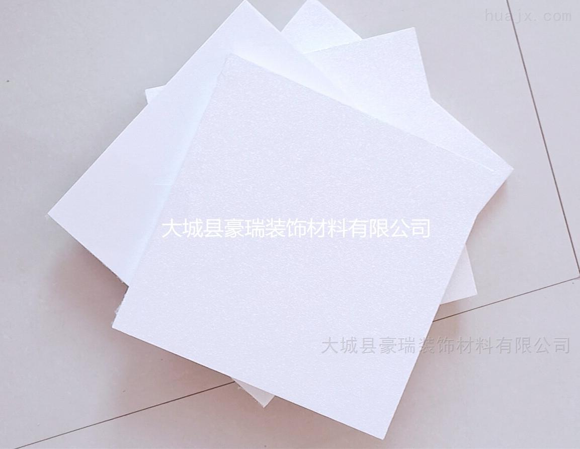 贵州岩棉玻纤板它安全性能更高